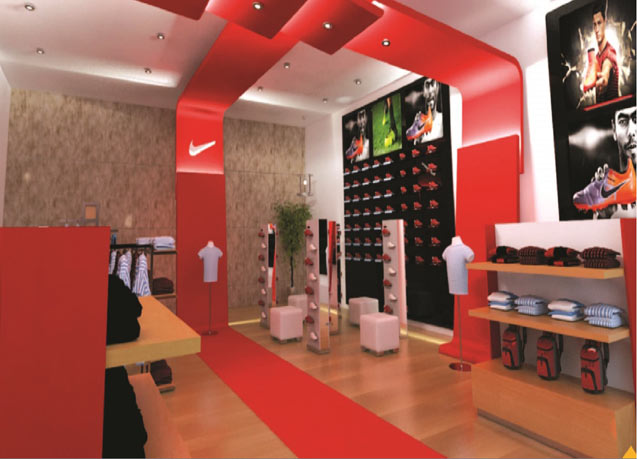 Shop Design and Shop Decoration