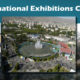International Exhibition 2018 Calendar