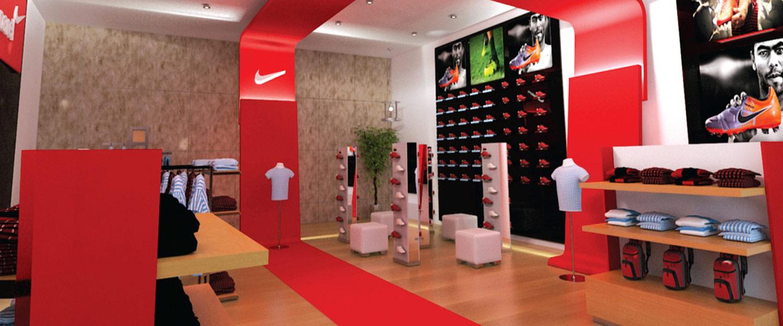 Nike Brand Shop